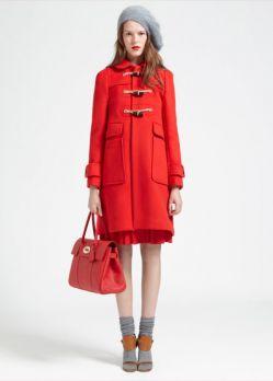 Áo khoác đỏ